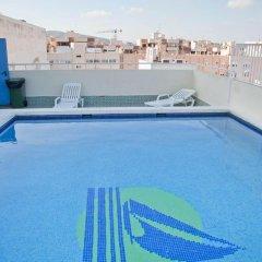 Hotel Central Playa бассейн фото 3