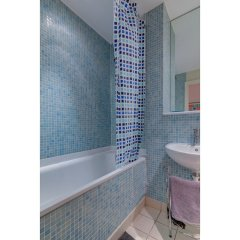 Отель Spacious 1 Bedroom Flat for 2 in Manchester ванная