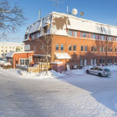 Отель Hotell Fridhemsgatan парковка