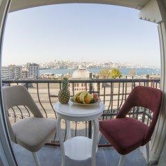 Sirkeci Esen Hotel Турция, Стамбул - отзывы, цены и фото номеров - забронировать отель Sirkeci Esen Hotel онлайн балкон