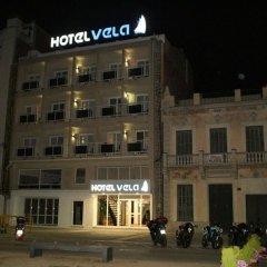 Отель La Carabela Испания, Курорт Росес - отзывы, цены и фото номеров - забронировать отель La Carabela онлайн вид на фасад