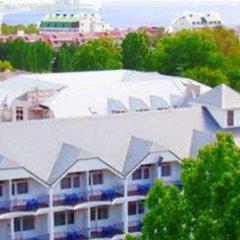 Отель Агат Анапа парковка