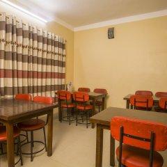Отель OYO 145 Sirahali Khusbu Hotel & Lodge Непал, Катманду - отзывы, цены и фото номеров - забронировать отель OYO 145 Sirahali Khusbu Hotel & Lodge онлайн питание фото 2