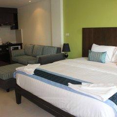 Отель Sooksabai Jomtien Beach Таиланд, Паттайя - отзывы, цены и фото номеров - забронировать отель Sooksabai Jomtien Beach онлайн комната для гостей фото 3