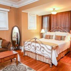 Отель Hawthorne Park Bed and Breakfast США, Колумбус - отзывы, цены и фото номеров - забронировать отель Hawthorne Park Bed and Breakfast онлайн комната для гостей фото 4