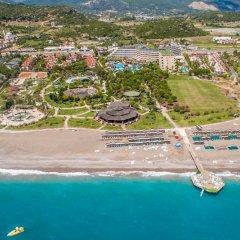 Отель Pemar Beach Resort - All Inclusive пляж фото 2