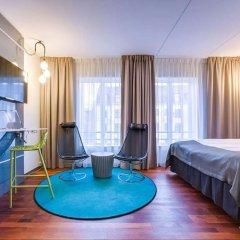 Отель Comfort Hotel Vesterbro Дания, Копенгаген - 1 отзыв об отеле, цены и фото номеров - забронировать отель Comfort Hotel Vesterbro онлайн комната для гостей фото 5