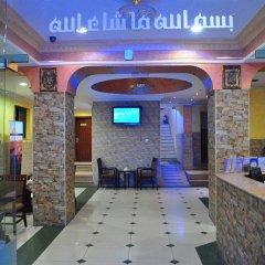 Al Qidra Hotel & Suites Aqaba интерьер отеля фото 3