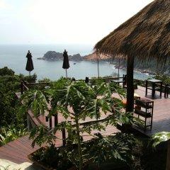 Отель Baan Talay Koh Tao пляж