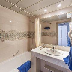 Отель Calimera Yati Beach All Inclusive Тунис, Мидун - отзывы, цены и фото номеров - забронировать отель Calimera Yati Beach All Inclusive онлайн ванная