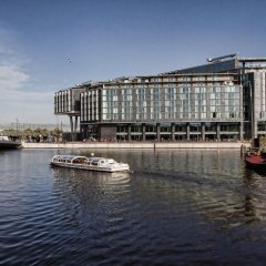 DoubleTree by Hilton Hotel Amsterdam Centraal Station фото 4