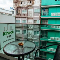 Отель iCheck inn Central Patong балкон