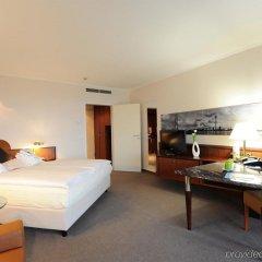 Отель Lindner Congress Hotel Германия, Дюссельдорф - отзывы, цены и фото номеров - забронировать отель Lindner Congress Hotel онлайн комната для гостей фото 2