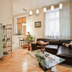 Апартаменты Studiominsk Apartments сауна