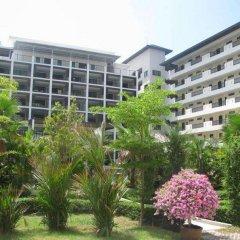 Апартаменты Wongamat Privacy By Good Luck Apartments Паттайя фото 12