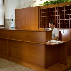 Отель Хостел Domus Civica Италия, Венеция - 3 отзыва об отеле, цены и фото номеров - забронировать отель Хостел Domus Civica онлайн интерьер отеля