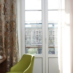 Гостиница Золотой век Стандартный номер с различными типами кроватей фото 20