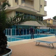 Hotel Apogeo бассейн