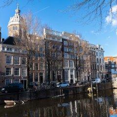 Отель Mauro Mansion Нидерланды, Амстердам - отзывы, цены и фото номеров - забронировать отель Mauro Mansion онлайн балкон