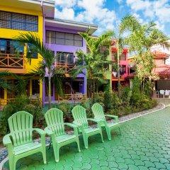 Отель The Club Ten Beach Resort Филиппины, остров Боракай - отзывы, цены и фото номеров - забронировать отель The Club Ten Beach Resort онлайн бассейн фото 3