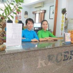 Отель Vuon Tao Dan Hotel Вьетнам, Хошимин - отзывы, цены и фото номеров - забронировать отель Vuon Tao Dan Hotel онлайн интерьер отеля фото 3