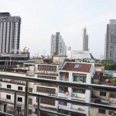 Отель The Cosy River Бангкок балкон