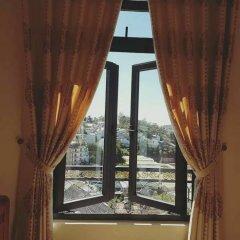 Отель Quang Son Homestay Далат приотельная территория