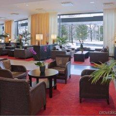Отель Crowne Plaza Helsinki интерьер отеля