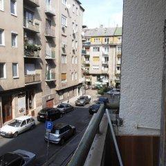 Отель Buda Center балкон