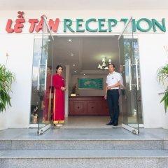 Cong Doan Sapa - Trade Union Hotel интерьер отеля