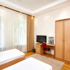 Гостиница Алексеевский комната для гостей фото 2