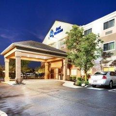 Отель Comfort Suites Hilliard Хиллиард