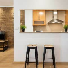 Апартаменты Like Apartments XL Валенсия гостиничный бар