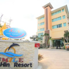 Отель Smile Hua-Hin Resort пляж