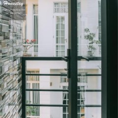 Отель SH Homestay Вьетнам, Хюэ - отзывы, цены и фото номеров - забронировать отель SH Homestay онлайн балкон