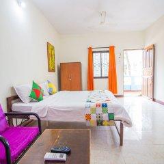 Апартаменты OYO 13211 Home Spacious Studio Morjim Beach Гоа комната для гостей фото 5