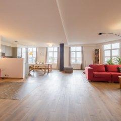 Отель Smartflats Design - Antwerp Central комната для гостей фото 4