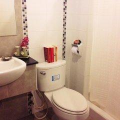 Апартаменты Purita Serviced Apartment Бангкок ванная фото 2