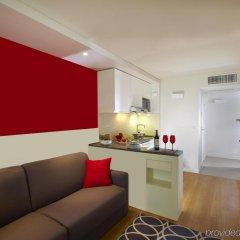 Отель Citadines Maine Montparnasse Париж комната для гостей фото 3