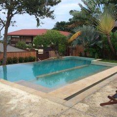 Отель Alanta Villa бассейн