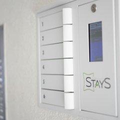 Отель StayS Apartments Германия, Нюрнберг - отзывы, цены и фото номеров - забронировать отель StayS Apartments онлайн ванная