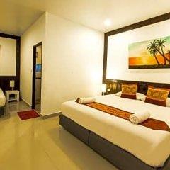 Отель Phuket Airport Guesthouse Таиланд, пляж Май Кхао - отзывы, цены и фото номеров - забронировать отель Phuket Airport Guesthouse онлайн сейф в номере