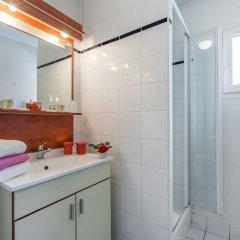 Отель Appart'City Lyon Villeurbanne ванная фото 2