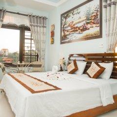 Отель Dong Nguyen Homestay Riverside комната для гостей фото 4