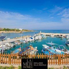 Отель Villa Galina Кипр, Протарас - отзывы, цены и фото номеров - забронировать отель Villa Galina онлайн пляж
