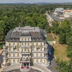 Отель Imperial Spa & Kurhotel Чехия, Франтишкови-Лазне - отзывы, цены и фото номеров - забронировать отель Imperial Spa & Kurhotel онлайн