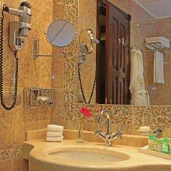 Гранд Отель Поляна Красная Поляна ванная