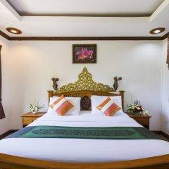 Отель Railay Phutawan Resort сейф в номере
