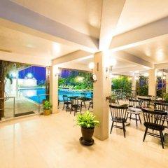 Апартаменты Laemtong Service Apartment гостиничный бар