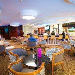 Отель Crowne Plaza San Jose Corobici гостиничный бар
